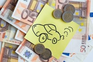 Finanzierung eines Wagens